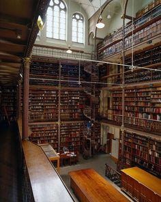 Library, Rijksmuseum Amsterdam