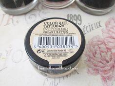 Benim Tutkum - Kozmetik ve Bakım Hakkında Herşey: Maybelline Color Tatto Cremy Mattes-  Creme de Nud...