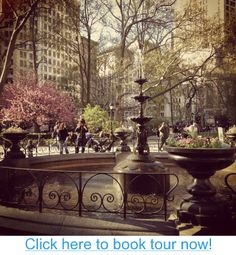 NYC. Manhattan. Madison Square Park #nyc #tours #bus_tours