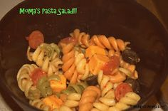 Midwest Moma Blog: Moma's Pasta Salad!