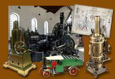 Dampfmaschinen - Antikshop Fiedler