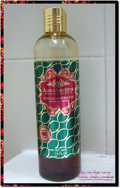 ★ Jessica • My Lifestyle Corner • Beauty • Makeup • Fashion • Lifestyle ★: [Review Corpo] • Achillea Soapless Soap - Alona Sh...