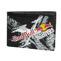Fox Racing Red Bull X-Fighters Exposed Wallet  0xwallets Tilki Yarışı 88a2d58fc1