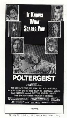 Descubra os segredos de Poltergeist. http://mundopauta.wordpress.com/2012/10/08/os-segredos-de-poltergeist/  Leia análise. http://mundopauta.wordpress.com/2014/01/06/analise-de-poltergeist-o-fenomeno-1982/