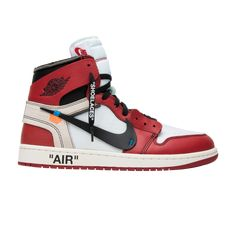 d74f63db349 Shop OFF-WHITE x Air Jordan 1 Retro High OG - Air Jordan on GOAT. We  guarantee authenticity on every sneaker purchase or your money back.