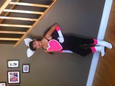 Rouge the bat costume