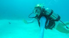 Scuba Diving In Maldives  www.theroadlestraveled.com