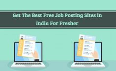 Free Job Posting Sites India for Recruiters and Employers – TridIndia HR Job Posting Sites, Free Job Posting, Job Search, Good Things, India, Delhi India, Indian