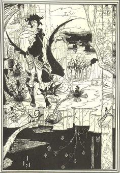Siegfried - Aubrey Beardsley