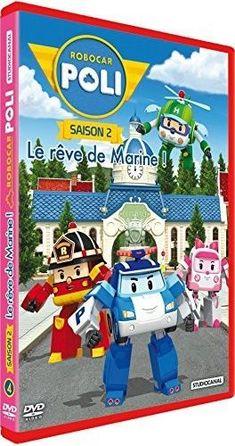 DVD - Robocar Poli - Saison 2 - 4 - Le rêve de Marine ! | DVD, cinéma, DVD, Blu-ray | eBay!