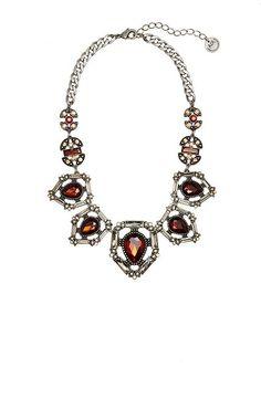 Statement Necklace - Accessories - Womens - Armani Exchange