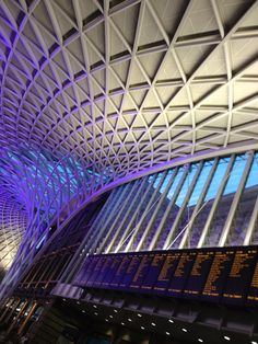 Central Station, London