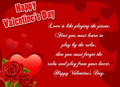 valentine day message for wife love quotes pinterest