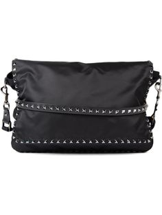 df46815149 VALENTINO Valentino Garavani A.a. Studs Messenger.  valentino  bags   shoulder bags  leather