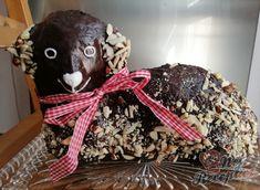 Kafíčkový dort s ořechovým těstem Burlap Wreath, Nutella, Food And Drink, Sweets, Halloween, Cake, Desserts, Hampers, Creative Food