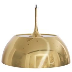 Florian Schulz brass Ceos 40 counterweight pendant lamp | From a unique collection of antique and modern chandeliers and pendants  at https://www.1stdibs.com/furniture/lighting/chandeliers-pendant-lights/