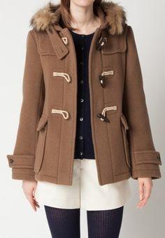 Coats and jackets on Pinterest | Coats Snood and Black Turtleneck