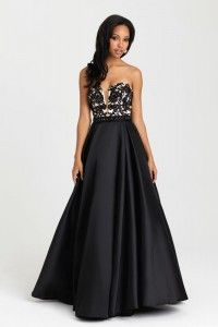 Madison James 16-326 Formal Gown
