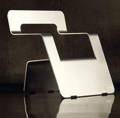 New sheet metal furniture chairs 54 ideas Furniture Ads, Steel Furniture, Industrial Furniture, Cool Furniture, Furniture Design, Metal Sheet Design, Sheet Metal Art, Bend Chair, Tole Pliée
