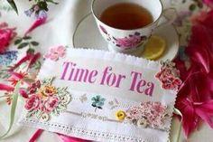 ... dulce té,  dulce tiempo ♥