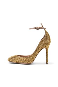 GOLD High Heels! Gorgeous fall 2012, Valentino, shoes, high heels, metallic