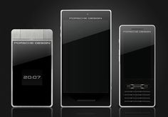 Porsche Design smartphone concept comes loaded with goodies Concept Phones, Kids Travel Journal, Smartphone, Latest Phones, Multi Touch, Porsche Design, Packing Tips For Travel, Branding Design, Design Products