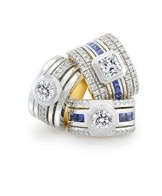 Jenna Clifford rings from South Africa Diamond Rings, Diamond Jewelry, Jewelry Rings, Jewelery, Lotus Jewelry, Rings 2017, Ring Pictures, Right Hand Rings, Cute Rings