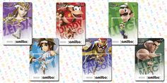Second wave of Amiibos announced for Dec. 19th - Princess Zelda is in ! #Amiibo #SmashBros #WiiU
