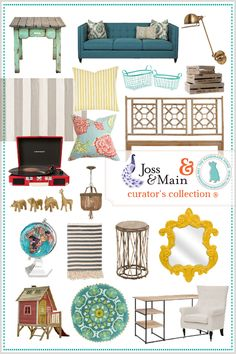 joss and main curator's collection - the handmade home