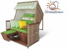 Strandkorb garden dream