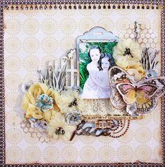 In A World Of Loneliness... **C'est Magnifique June Kit* - Scrapbook.com