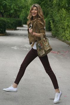 Converse Low Tops Outfit