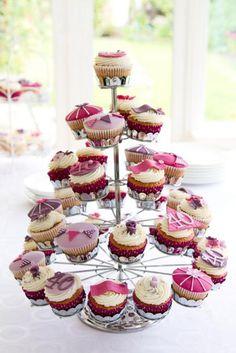 Cupcakes zum Geburtstag!