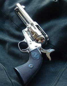 Colt Peacemaker. The most popular hand gun used back then. Everyone carried one around for protection. This is important to know what the guns back then looked like and how they worked. This link teaches us about the different guns back then and how they were used.