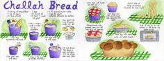 Challah Bread Recipe by Tzippora Lasdun
