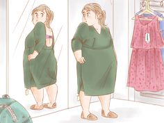Being overweight doesn& mean you can& look fabulous! All it takes is a little know-how and a healthy dose of confidence. This wikiHow will give you lots of tips on how to dress well if you are overweight. Know the basics of how to. Xl Mode, Mode Plus, Apple Body Shapes, How To Dress For A Wedding, Plus Size Girls, Tips Belleza, Mode Vintage, Fashion 2020, Well Dressed