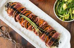 Hoy te compartimos una deliciosa receta de tiradito de atún y camote con aderezo oriental, perfecta como entrada o platillo principal.