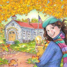 Penny Weber Illustrations: updated portfolio