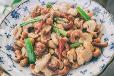Smażony kurczak z orzechami nerkowca (Gai PadMed)