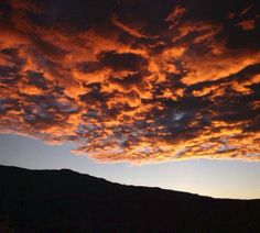 El cielo espectacular el día de hoy en mi QUITO lindo... http://www.1502983.talkfusion.com/products/