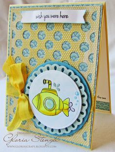 Scraps of Life - Rubber Cafe July Kit