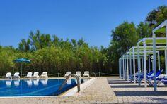 Tende di lusso al Torre Rinalda Camping Village di Lecce