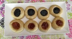 An heirloom recipe filled with homemade jam