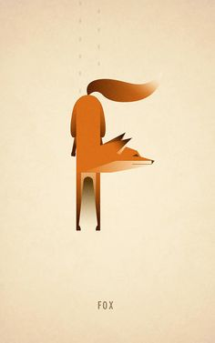 """F is for Fox""  A Beautiful Alphabet Inspired By Animals 