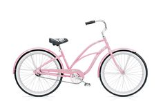 Would love to get a woman's beach cruiser! Thanks Michelle for posting this website a little while back. They have cute accessories too!