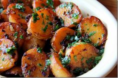 Spiced Baked Red Potatoes