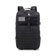 Mens Military Tactical Assault Backpack Army Waterproof Bug Travel Bag Large Rucksack Outdoor Hiking Camping Hunting Bags - Outdoor You Should Know Tactical Backpack, Rucksack Backpack, Diy Backpack, Hiking Bag, Hiking Backpack, Oxford, Nylons, Camping Rucksack, Outdoors