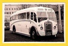 Bus Coach Photo - Eastern National 326: PTW105: 1950 ECW Bristol L6B - Excursion