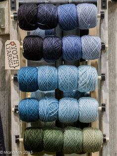 Stitches West Highlights: Yarn on the House {YOTH} - Subway Knits