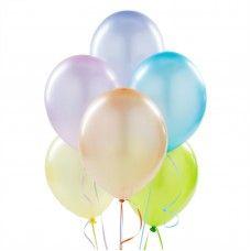 6 Balloon Bouquet Wedding Balloons Birthday Parties Pastel